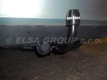 Tažné zařízení Škoda Octavia II sedan+kombi, pevné, Westfalia