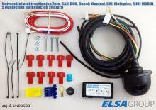 Univerzální elektropřípojka 7pin CC/CAN +PDC