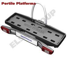 Portilo Platforma (nosič kol není součástí)