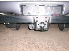 Tažné zařízení Toyota Hi-Lux 4WD, 2011-2015