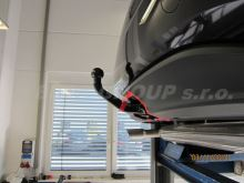 Tažné zařízení Škoda Octavia 3 sedan+kombi, vertikal, Westfalia