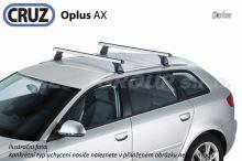 Střešní nosič Hyundai ix35 pro integrované podélníky, CRUZ ALU