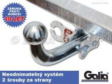 Tažné zařízení Fiat Freemont 2012/08- , pevný čep 2 šrouby, Galia