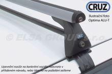 Střešní nosič Daewoo / Chevrolet Matiz, CRUZ ALU