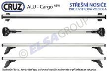 Střešní nosič VW Caddy CRUZ ALU-Cargo