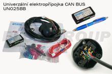 Univerzální elektropřípojka 7pin CC/CAN