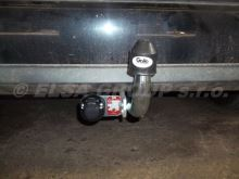Tažné zařízení Ford Focus HB 3/5 dv. 2011-2014, pevný čep 2 šrouby, Galia