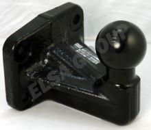 Přírubový čep C4 pro STARC - Hobby, bez typového štítku