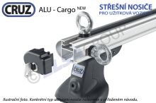 Střešní nosič Citroen Berlingo / Peugeot Partner, CRUZ ALU Cargo