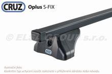 Střešní nosič Subaru Outback MPV (BN/BS, integrované podélníky), CRUZ S-FIX