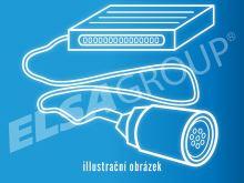 Typová elektropřípojka Mercedes Benz Citan 2012- , 7pin, Westfalia