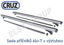 Střešní nosič Audi A3 3dv./5dv., CRUZ ALU