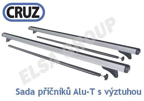 Střešní nosič Citroen Saxo 5 dv., CRUZ ALU