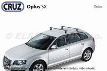 Střešní nosič Dacia Duster (s podélníky), CRUZ