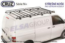Střešní koš Seat Inca / VW Caddy, CRUZ N+