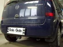 Tažné zařízení Opel Meriva, 2003 - 2010