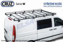 Střešní koš Ford Transit Custom L1H1 (W26-140), CRUZ