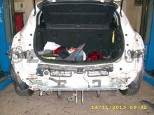 Tažné zařízení Opel Astra J, od 2009