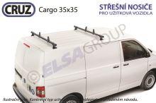 Střešní nosič Mercedes Vito / V (2 příčníky 35x35), CRUZ