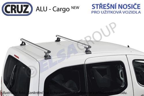 Střešní nosič VW Transporter T5/T6 / Multivan, CRUZ ALU Cargo
