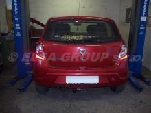 Tažné zařízení Dacia Sandero, také Stepway, 2008 - 2012