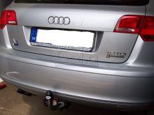 Tažné zařízení Audi A3 Sportback 2008-2013 (8PA), pevné, Galia