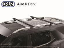 Střešní nosič Škoda Kodiaq (s podélníky), CRUZ Airo-R Dark