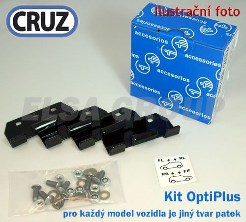 Kit OptiPlus Peugeot 508 5dv.