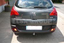 Tažné zařízení Peugeot 3008 09-16, pevné
