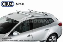 Střešní nosič Alfa Romeo 156 kombi s podélníky, CRUZ Airo ALU
