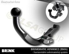 Tažné zařízení Audi A1 Sportback (5dv.) 2012-, odnímatelný BMA, BRINK