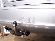 Tažné zařízení Audi A3 Sportback 2004-2008 (8PA), pevné, Galia