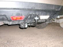Tažné zařízení Nissan X-Trail, pevný čep, od 2007