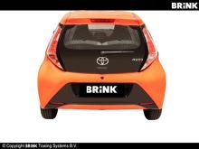 Zařízení pro nosiče kol Citroen C1 2014- , vč. 13pin EP, BRINK