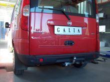 Tažné zařízení Fiat Doblo, 2000 - 2010