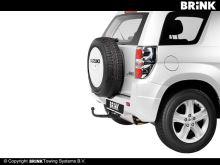 Tažné zařízení Suzuki Grand Vitara 3dv., 2005 - 2011