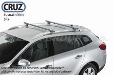 Střešní nosič Renault Clio III Grand Tour (kombi) na podélníky, CRUZ