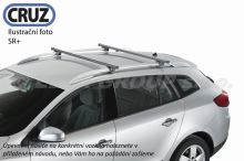Střešní nosič Škoda Fabia I / II / III kombi na podélníky, CRUZ