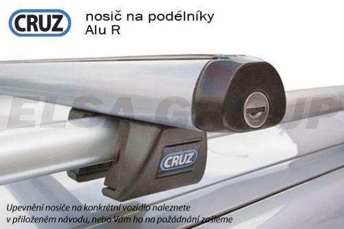 Střešní nosič Nissan Pathfinder s podélníky CRUZ ALU-R