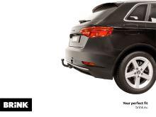 Tažné zařízení Audi A3 Sportback 2016/07- (8VF), pevné, BRINK